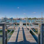 Beaufort Inn dock view