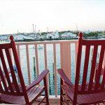 Beaufort Inn & Suites Balcony View